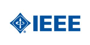 IEEE Sponsor Logo - Blue