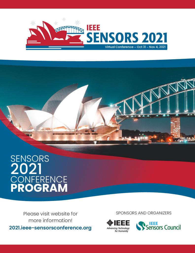 thumbnail of IEEE SENSORS 2021 Program